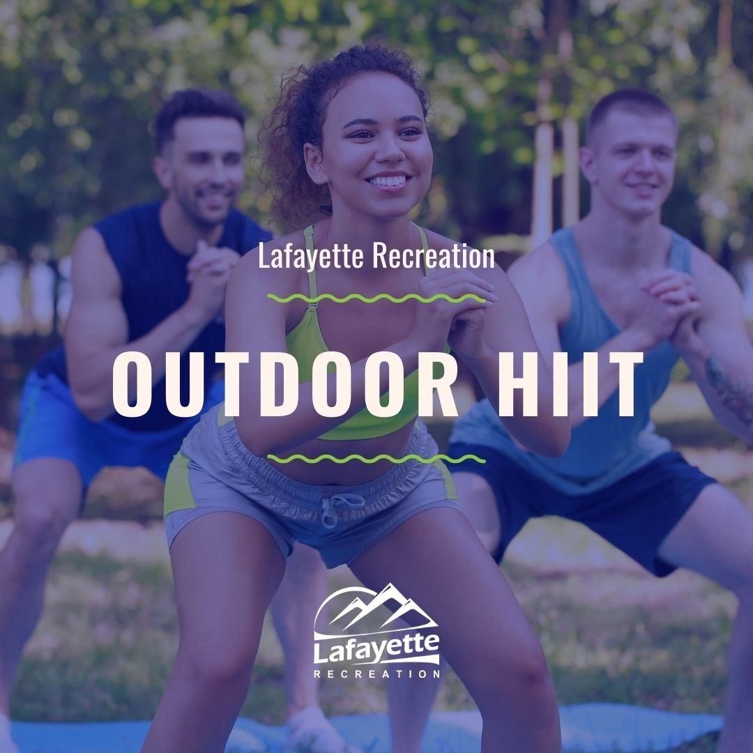 OUTDOOR HIIT