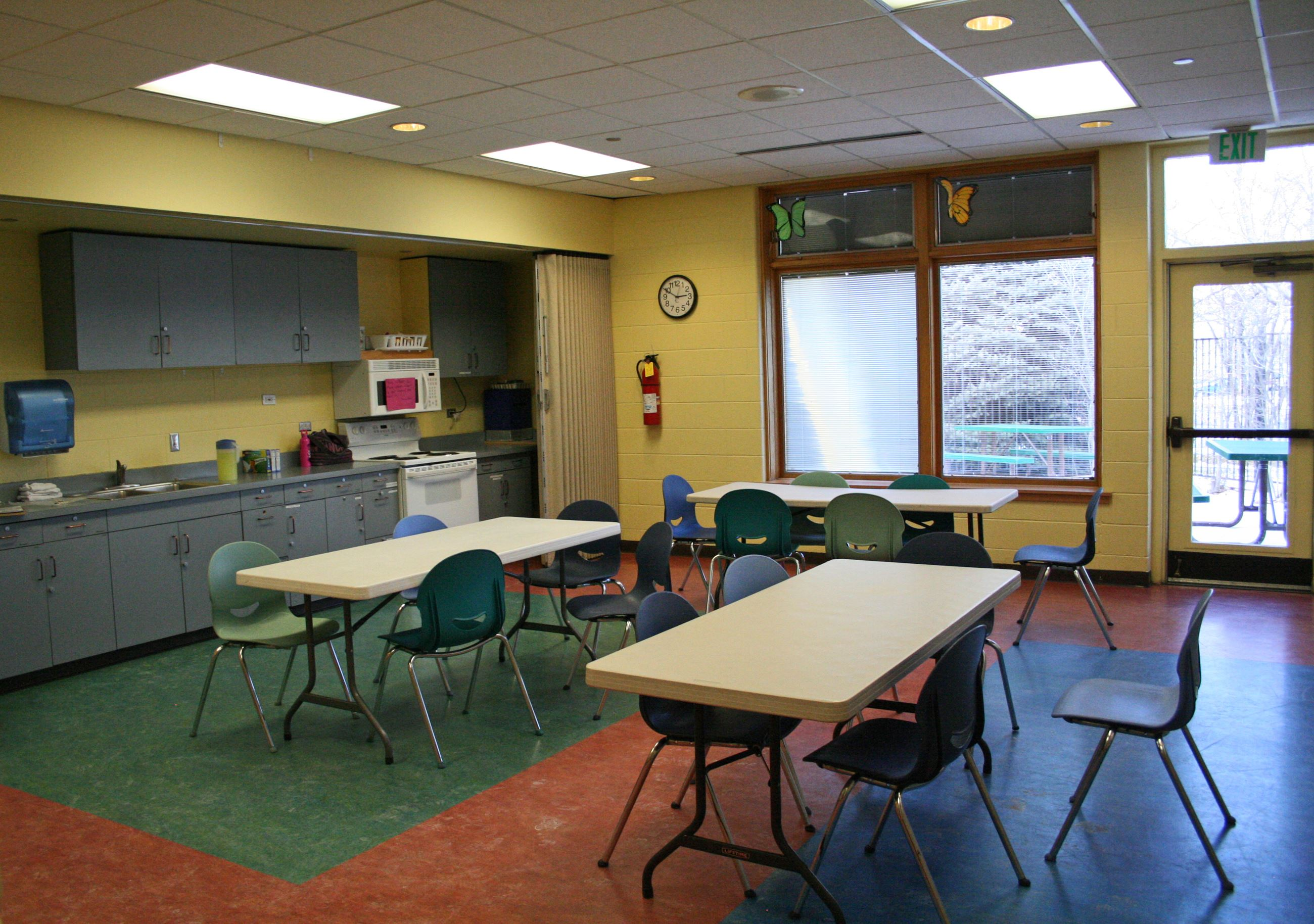Greenlee Room at Bob Burger Recreation Center