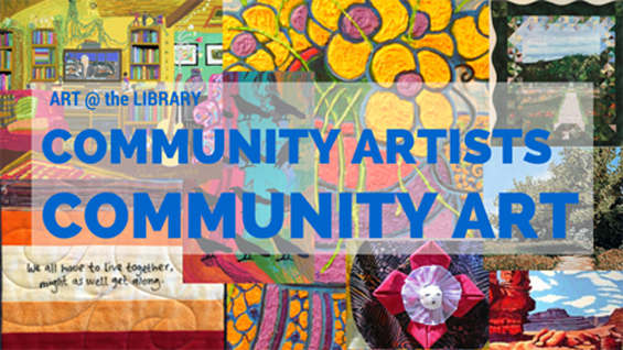 Community Art at the Library
