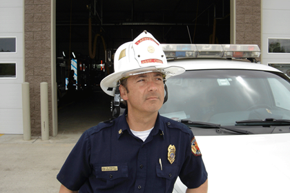 Deputy Chief David Friedel 2007