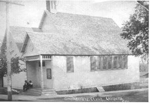 Congregational Church Before