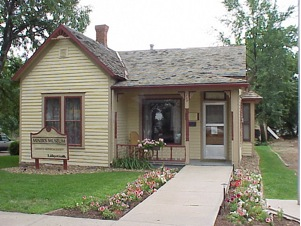 Lewis House - Miner's Museum