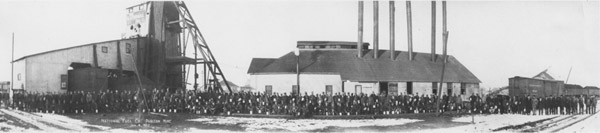 National Fuel Co. Puritan Mine, Jan. 6, 1922