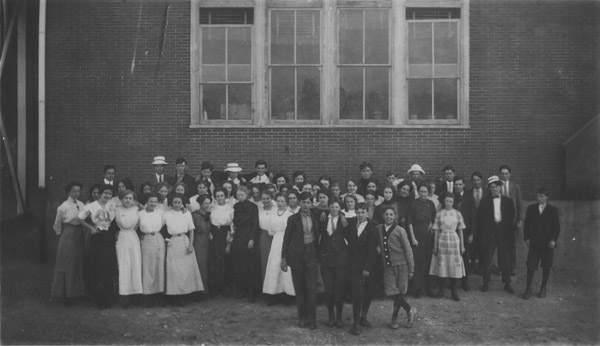 Lafayette High School class of 1911-1912