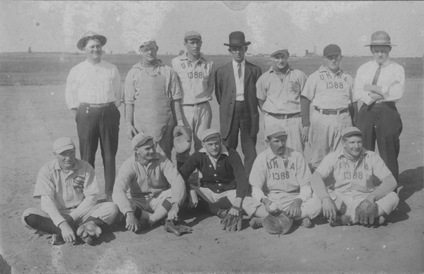 UMWA Local 1388 baseball team, Lafayette