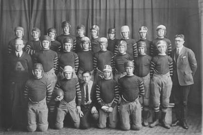 Lafayette High School football team