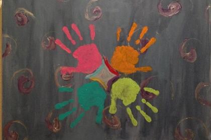 Hands of Hope by Josie Meere