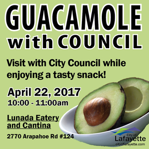 Guacamole with Council