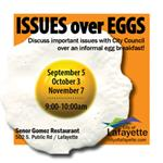 Fall issues over eggs