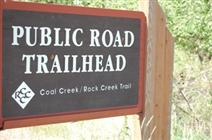 Public Road Trailhead