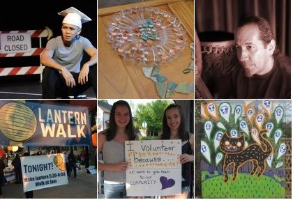 Six Arts in Community Grant Winners