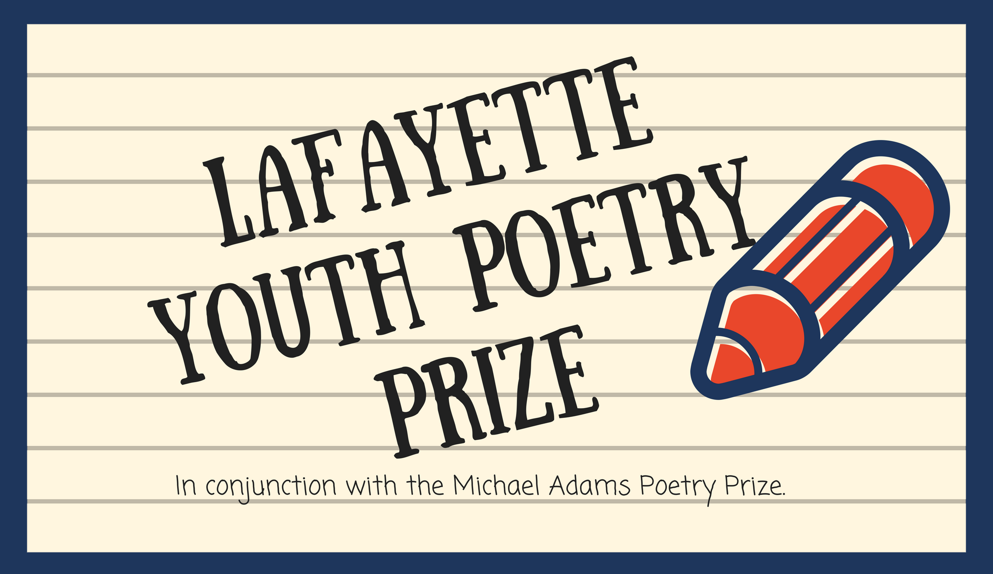Lafayette Youth Poetry Prize
