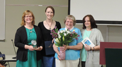 Wanda Hodgson Volunteer of the Year 2015