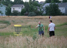 Waneka Lake Disc Golf