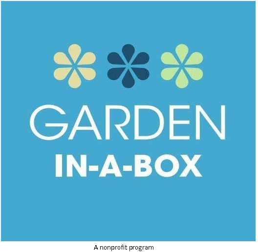 garden in a box a nonprofit program