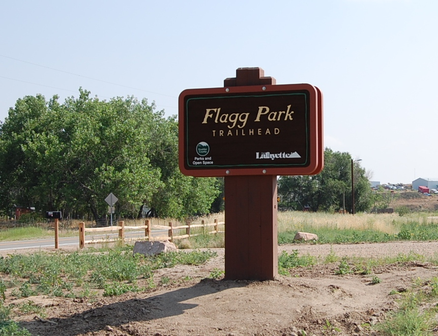 Flagg Park Trailhead
