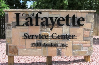 City of Lafayette Service Center