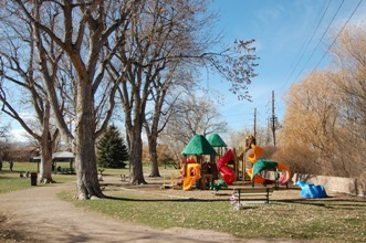 Waneka Lake Park Playground