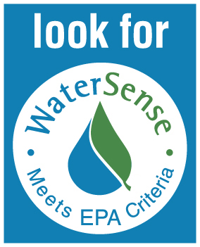 epa watersense label look for