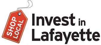 Invest in Lafayette logo