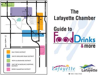 Chamber Restaurant Guide