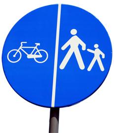 Walk and Wheel